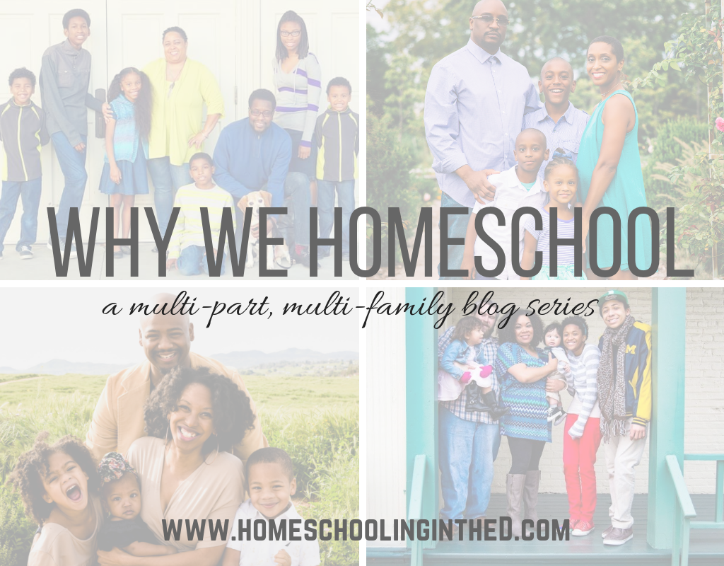 The Real Reasons Black Parents Are Choosing To Homeschool | Part Six